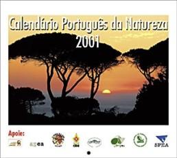 Calendário Português da Natureza, 2001