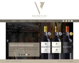 Beiravini - commerce of food & drinks | Vinhos e Produtos Alimentares