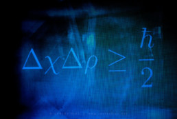 O Princípio da Incerteza de Heisenberg #2 © Carlos Dias 2015