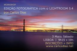 Workshop de Edição Fotográfica, 2014