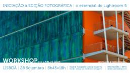 Workshop de Iniciação à Edição Fotográfica, 2013