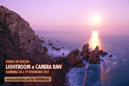 Curso de Edição com Lightroom e Camera Raw - Fev.2017 | Ocaso da Lua-Cheia 2001 © Carlos Dias