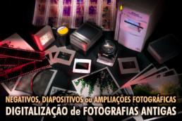 Digitalização de Negativos, Diapositivos e Fotos Antigas Scanning, #6012 © Carlos Dias 2016