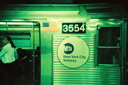 New York City subway #F1000026 © Carlos Dias 2007
