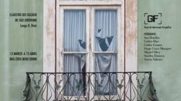 Ai Coimbra que cais | Parte I | Cartaz #5712 | © Carlos Dias 2015