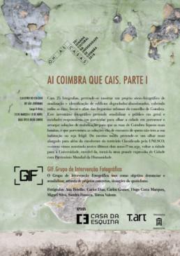 Ai Coimbra que cais | Parte I | Folha de Sala #5746 | © Carlos Dias 2015