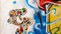 Mural às Mães, Coimbra #525215 | © Carlos Dias Nov.2015