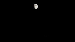 Lua e Júpiter, Coimbra #801418 | © Carlos Dias 23.Jun.2018