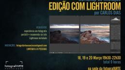 workshop de iniciação Edição com Lightroom 1 2019