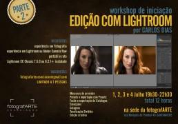 workshop de iniciação Edição com Lightroom nível 2 2019