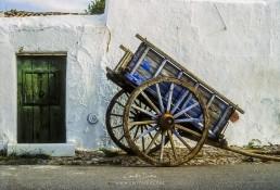 Carroça, Serpa #900009 | © Carlos Dias 1990 | Kodak Ektachrome 100 HC